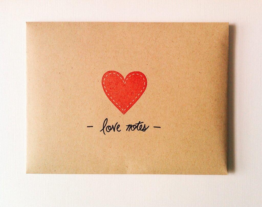 Collection de belles phrases d'amour