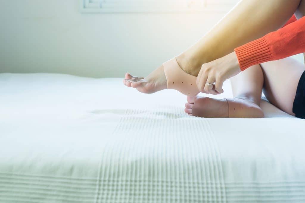 Zoom sur cinq problèmes liés aux pieds les plus courants