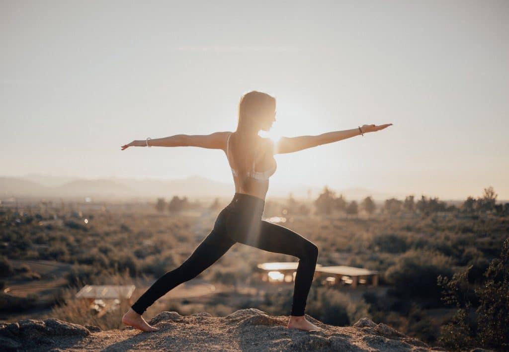 Le yoga, pour renforcer sa posture