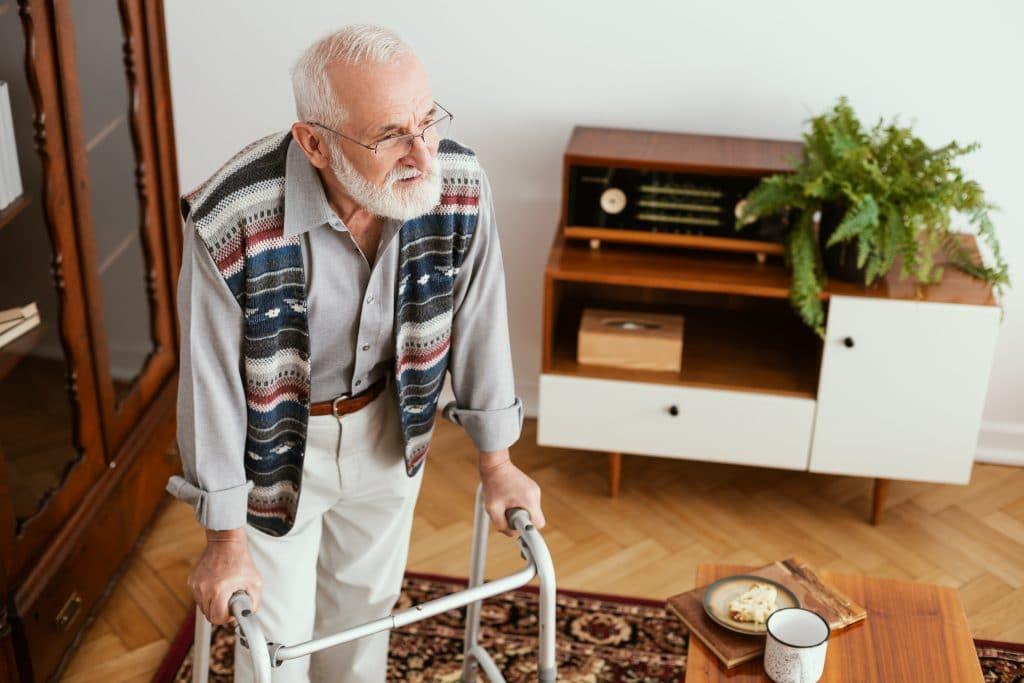 Redonner de l'autonomie aux seniors