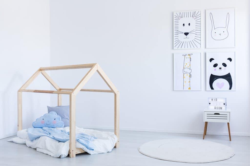 Le lit Montessori