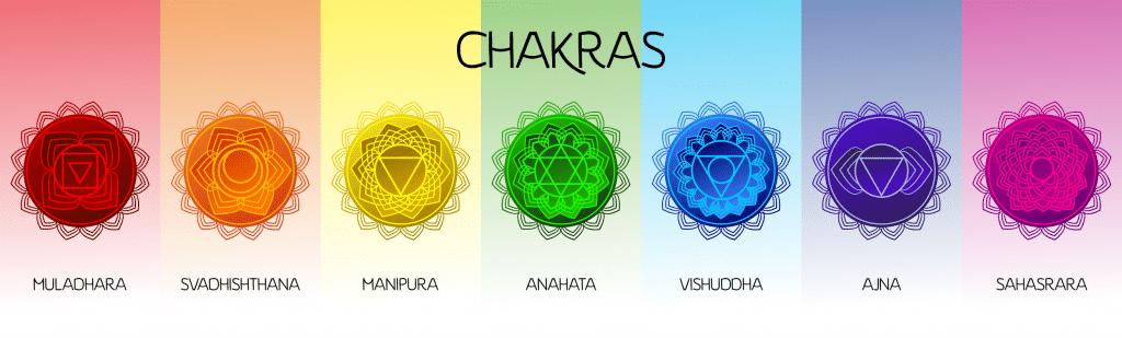 Les 7 chakras