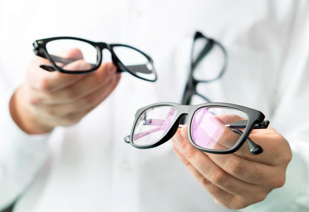 Comment se passe le remboursement du renouvellement d'une paire de lunettes ?